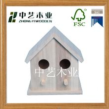 Natural materials and environmentally friendly willow bird house