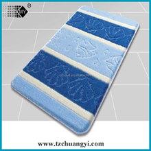 non slip color changing bath mat