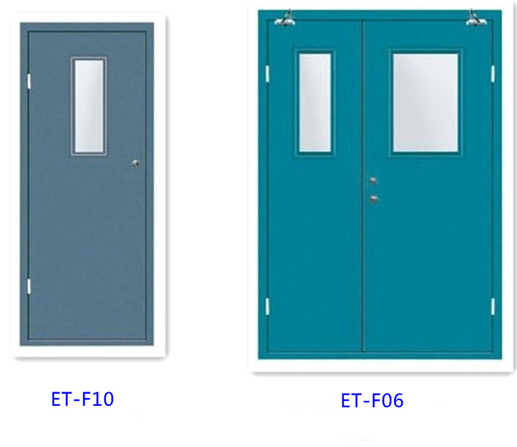 Double Leaf Fire Rated Glass Door With Top Quality Buy Fire Rated