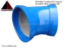 Epoxy coating EN14901 Double socket bend