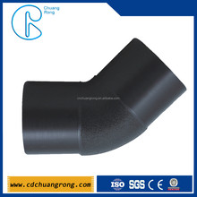 plastic oil and gas pipe compression fittings