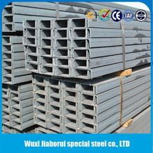 Chinese suppliers Galvanized Cold-bending Steel Unistrut Channel