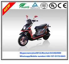 "Chinese wholesale new power 16""800W/ 2 wheels electric motorcycle/E-BIKE/electric scooter made in China,CE approval"