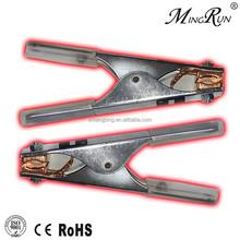 MR battery clips alligator clamps crocodile clip