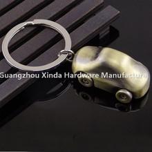 Factory Make Custom size car keyring 3d toy car keychain wholesale