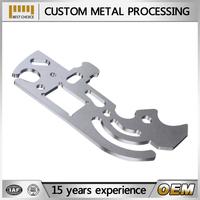 brushed nickel sheet metal car body sheet metal cutting