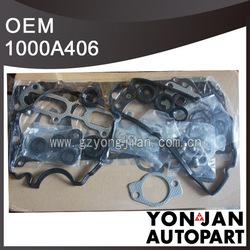 Engine Full Gasket Set / Cylinder Head Gasket For Mitsubishi OEM 1000A406