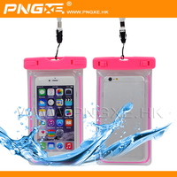 High quality alibaba china manufacturer universal mobile phone pvc waterproof bag