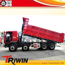 14ton 15ton 16ton manufacturer customized LZ3310REBA EURO4 diesel engine 260hp chenglong 8x4 dump truck