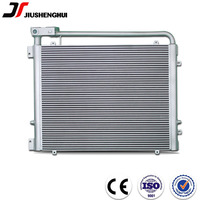 Industrial factory china bar fin auto radiator