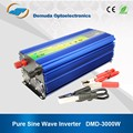 Convertidor aislado de potencia sinusoidal puro CD a CA de 12 v 220 v 3000 W DMD