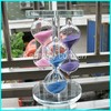 2014 hot sale custom hourglass for the birthday gifts