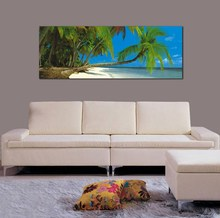Modern Art of posters, Coconut tree design of wallpapers