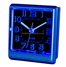 LED light snooze crescendo Beep sound table alarm clock