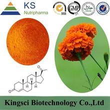 Herbal extract type/marigold extract lutein zeaxanthin from marigold