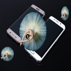 New cheap manufactory price hot bending full cover screen protector wholesale price