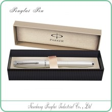 2015 luxury Metal urban gel parker cap-off hot style promotional metal parker rollerball pen