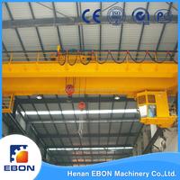 New Technology Overhead Bridge Crane QD Model Double Girder Overhead Crane 50 ton