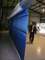 professional fireproof roller shutter door for furniture