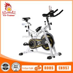 2015Zhejiang good quality spinning bike pocket bike used home gym equipment sale abdominal exerciser pilates reformer spin bike