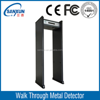 airport security equipment airport walk through bomb detector