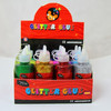 Non-toxic best selling school supply 90ml stationery glitter glue
