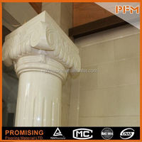 Hot sale cement pillar roma columns