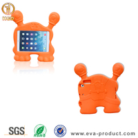 Hot new product kids shock proof cartoon cute case for ipad mini 1 2 3