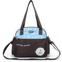 Blue Canvas Diaper Bags Nappy Bags