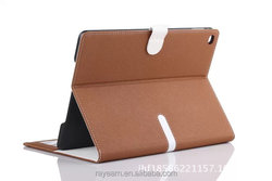 Triple Foldable Leather Smart Cover Case For iPad Air 2 iPad 6