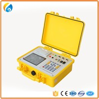 Three Phase Settable 96*96mm Power Meter,Panel Mounted Energy Meter Multifunction Power Analyzer,CE Approved