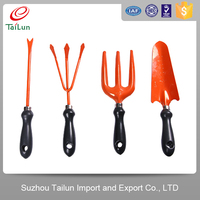 4 in 1 different kinds of multifunction garden digging tool set