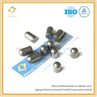 YG6/YG8/YG8C/YG10C/YG11C Tungsten Carbide Button Bits