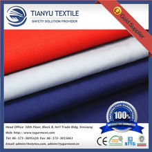 Plain Dyed Cotton Yarn Fabric Anti-static Textile in China for Exporting