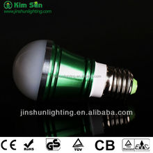 High quality 5w e27 led bulb with CE ROHS certificate