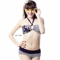 high quality sexy swimwear hot sale 2014 halter style bikini