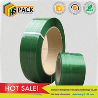 PET material and machine packing application polyester band for raw cotton bale
