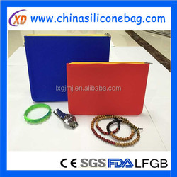 2014 New Promotional Products Novelty Items Silicone Smart Wallet