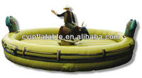 Exciting mechanical bull for sale/rodeo bull mechanical bull for sale