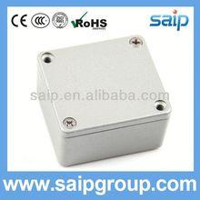 China Aluminium Enclosure electronic black and mild rack