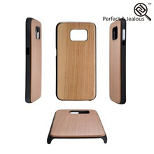 new products 2015 innovative product Genuine wood best wood for samsung galaxy s6 case