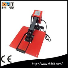 CE approved dual station heat press for bill printing