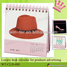 wt-cld-488 calendarios de escritorio de papel para imprimir 2014
