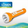 LONEN 1W high intensity powerful rechargeable torch light