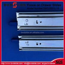 commercial and residential slides telescopic slide of desk drawer