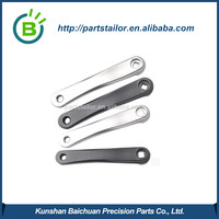 BCS 047 Moutain bike alloy cranks with round/square hole
