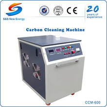 Brown gas generator energy carbon cleaning machine/automatic car wash machine