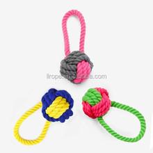 2015Manufactory Wholesale Rope Dog Toy & Dog Toy Rope & Dog Toy