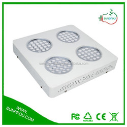 Aquaponics greenhouse indoor grow veg and flower panel led grow lights for indoor plants
