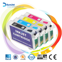 Refill ink cartridge for Epson Workforce 320 323 325 (T1241 inkjet cartridge)